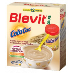 Blevit plus Cola Cao Desde los 12 meses 600 gramos