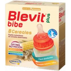 Blevit plus Bibe 8 Cereales Desde los 5 meses 600 gramos