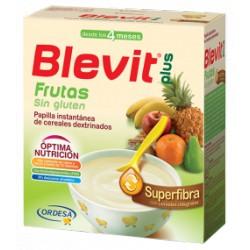 Blevit plus Superfibra Frutas Desde los 4 meses 600 gramos