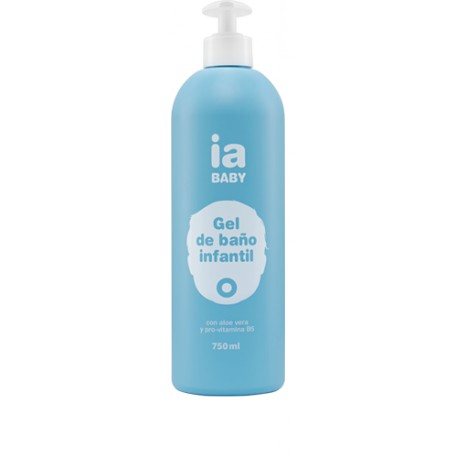 IA Gel Infantil 750 ml con Dosificador