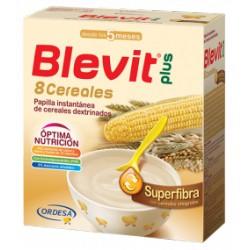 Blevit plus Superfibra 8 Cereales Desde los 5 meses 600 gr