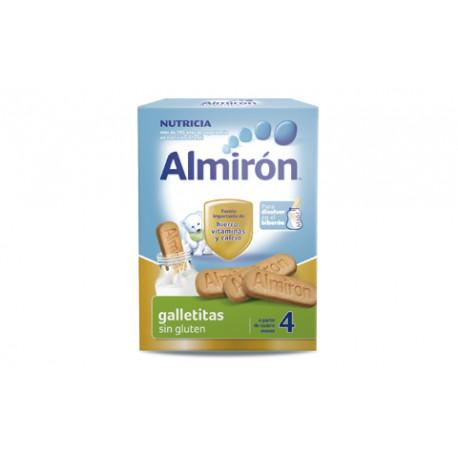 Almirón Galletitas sin Gluten 250 gr +4 m