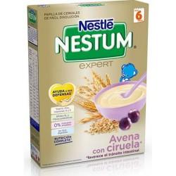 Nestle nestum cereales bienestar avena con ciruelas 250 gr