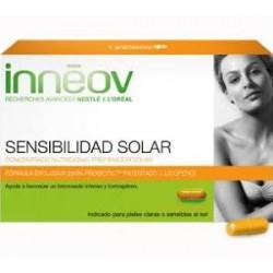 Inneov Sun Sensivility 30 Capsulas