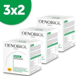 Oenobiol Capilar Revitalizante 2 Unidades + 1 de Regalo cabello y uñas