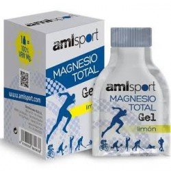 Amlsport Magnesio Total Gel Limon 12ud