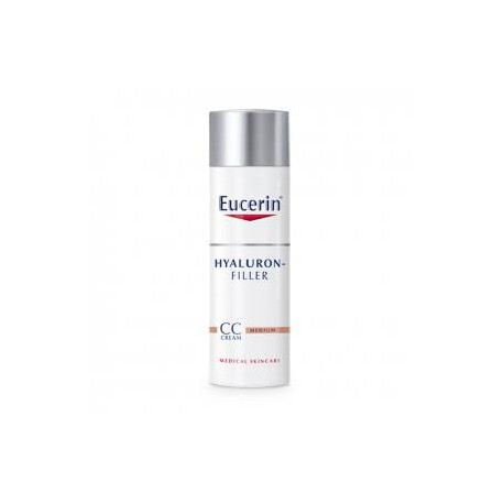 Eucerin Hyaluron Filler CC Cream Light 50 ml Tono claro