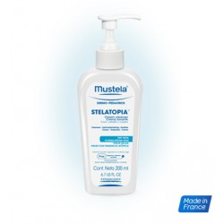 Mustela stelatopia Crema lavante cabello y cuerpo 400ml