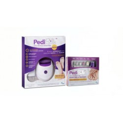PediSilk  pack lima eléctrica  y kit manicura pedicura