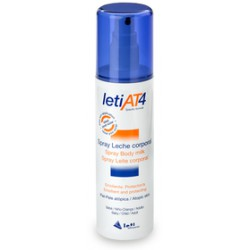 Leti at4  spray leche corporal 200ml