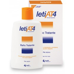 Leti at4 baño tratante 200ml
