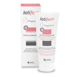 Letifem Pregnancy Crema antiestrías Tubo de 200ml