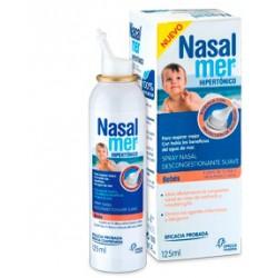 Nasalmer Hipertónico Bebés 125 ml