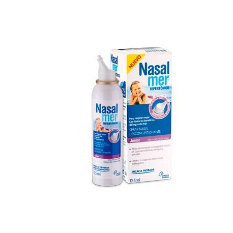 Nasalmer  Hipertónico Junior 125 ml