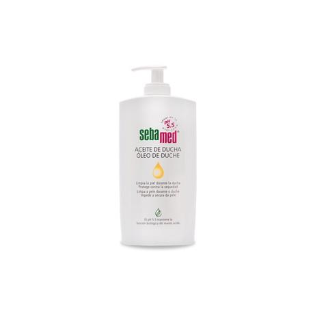 Sebamed aceite de ducha 500ml Envase con dosificador