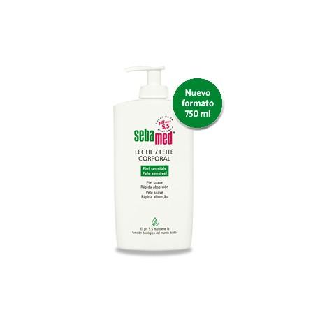 Sebamed leche corporal 750 ml (nuevo formato) Dosificador