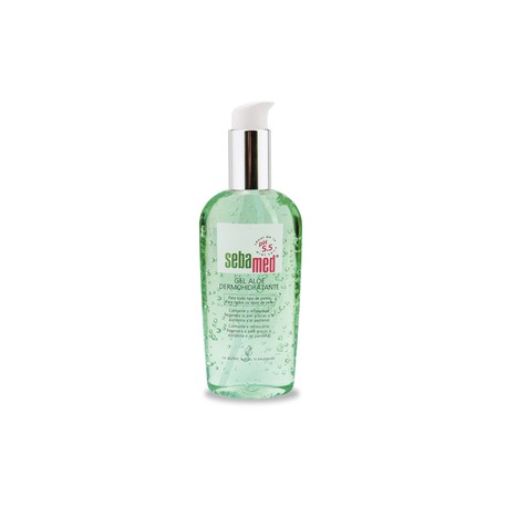 Sebamed gel aloe dermohidratante Envase con dosificador 200 ml