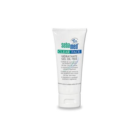 Sebamed Clear Face hidratante gel oil free Tubo 50 ml