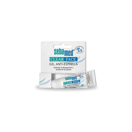 Sebamed Clear Face gel antiespinillas Tubo 10ml