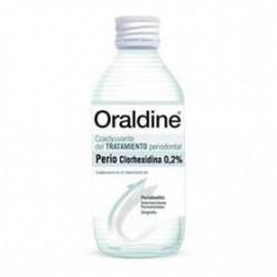 Oraldine Perio colutorio clorhexidina 0,2% 400m