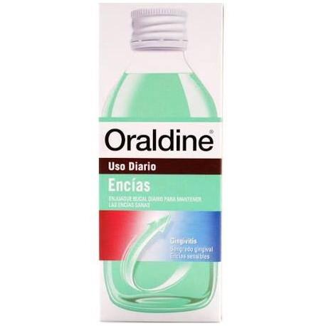 Oraldine encías colutorio 400ml Uso DIario
