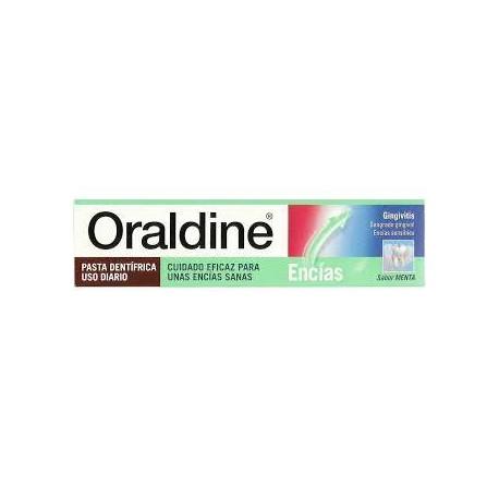 Oraldine Encías Pasta Dentífrica 125ml