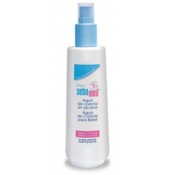 Baby Sebamed agua de colonia sin alcohol Spray 250ml
