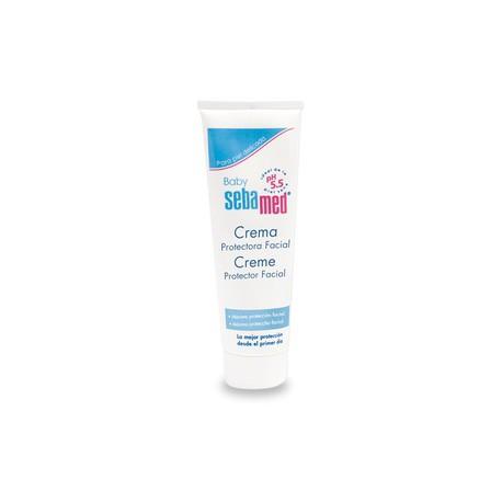 Baby Sebamed crema protectora facial Tubo 50 ml