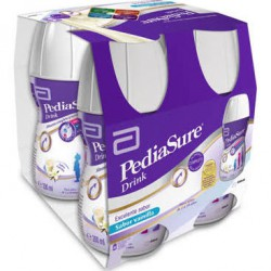 Pediasure Drink Pack 4x200 ml Vainilla