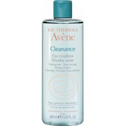 Avène Cleanance Agua Micelar 400 ml