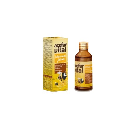 Acofarvital Jalea Real Junior 150 ml