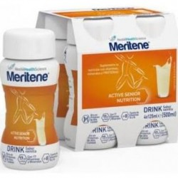 Meritene Drink Vainilla 4 X 125 ml