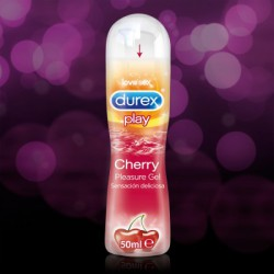 Lubricante Durex Play Cherry 50 ml