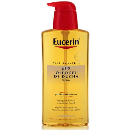 Eucerin pH5 Skin-Protection Oleogel de ducha 400 ml
