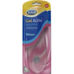 Plantillas Dr Scholl Gel Activ Mujer Zapatos Planos Numero 35-40.5