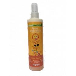 Nosa Spray Desenredante Árbol De Té Aroma De Pomelo 250 ml