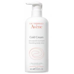 Avène Leche Corporal Nutritiva Al Cold Cream 400 ml
