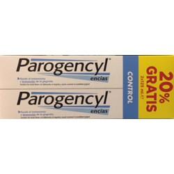 Parogencyl Control Encias  2 X 125 ml 20 % Gratis