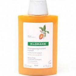 Klorane Champú Tratante Nutritivo Cabello Seco Al Mango 200 ml