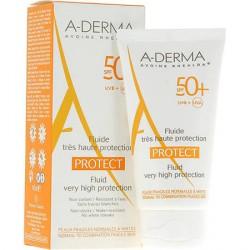 Aderma Protec Crema Fotoprotectora SPF50 40 ml