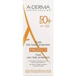 Aderma Protect Fluido Solar Spf 50+ Ducray 40 ml