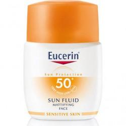 Eucerin Sun Fluido Matificante spf 50+ 50 ml