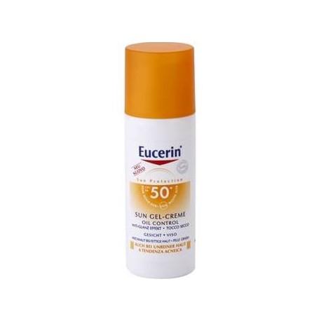 Eucerin Sun Oil Control Toque Seco Facial spf 50+ 50 ml