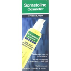 Somatoline Aceite Sérum Anticelulitico Intenso 125 ml