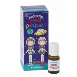 Neo Peques Probiotico Sabor a tutti-frutti 8 viales de 10 ml