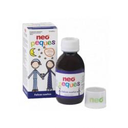 Neo Peques Felices Sueños Sabor Melocotón jarabe 150 ml