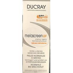 Ducray Melascreen Crema Ligera Piel Normal a Mixta Spf50+ 40 ml