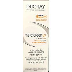Ducray Melascreen crema Pieles Secas Manchas Oscuras SPF50+ 40ml