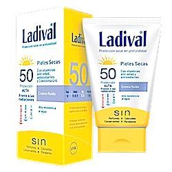 Ladival Pieles Secas Crema Fluida SPF50, 75ml