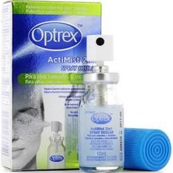 Optrex Spray Actimist 2 en 1 Para Ojos Cansados